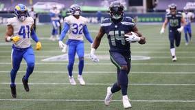Rams defeat Seahawks 30-20 in Wild Card game