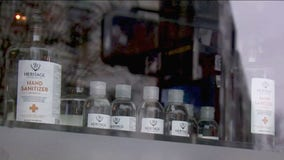 Distilleries won't face $14K fee for making hand sanitizer during COVID-19 pandemic