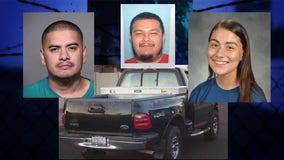 AMBER Alert update: 15-year-old girl from Washington found safe in Nevada; one suspect in custody