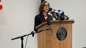 Oregon Gov. Kate Brown defends decision to increase COVID restrictions