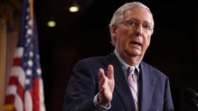 Senate Majority Leader Mitch McConnell undecided on impeachment vote
