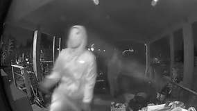 Listen to armed attempted home invader's voice, help ID him and his crew of crooks
