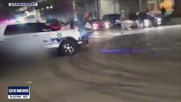 Tacoma officer 'not a racist criminal': Police union responds to outrage over cruiser incident