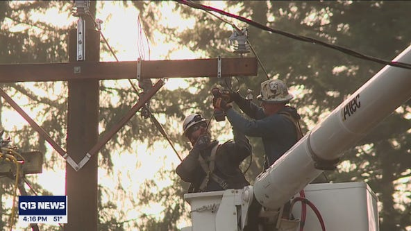 Day 3 without power for thousands in Snohomish County after destructive windstorm