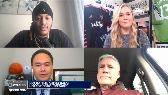 Just A Bit Outside Episode 13 with Stefan Frei, Michael-Shawn Dugar and Jim Moore