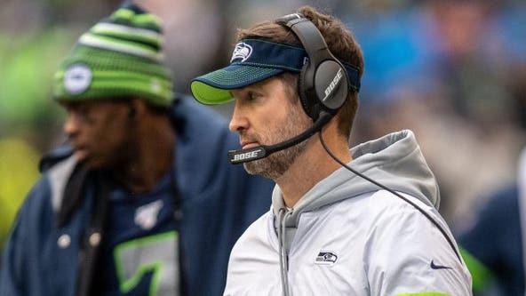 Seahawks part ways with offensive coordinator Brian Schottenheimer, team says