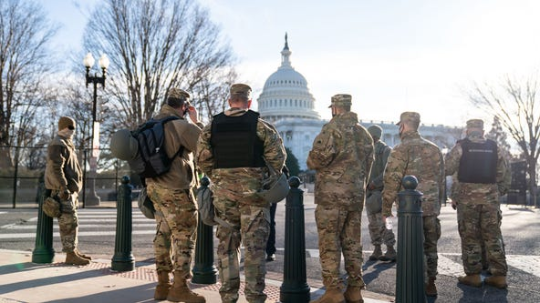 FBI worries of insider attack at Inauguration, vets Guard troops