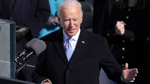 Biden executive orders halt border wall financing, take aim at COVID-19, rejoin WHO and Paris climate accord