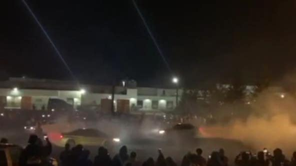 Ongoing challenge with illegal street racing in Auburn causes road closures