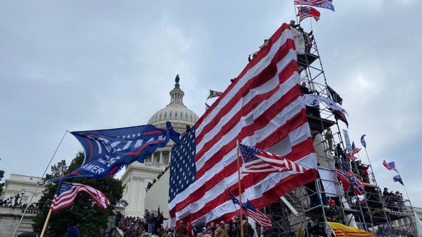 'Unfathomable': Area congressional reps react to 'terror' at US Capitol