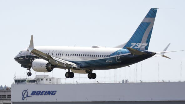 United Airlines expands order for Boeing 737 Max aircraft