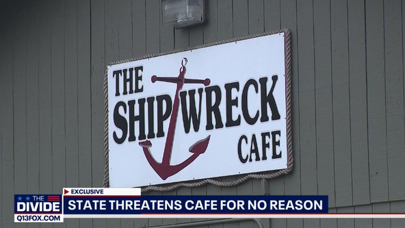An Olympia cafe followed all of Inslee's mandates – the state threatened them anyway
