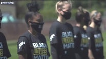 OL Reign partners with Black Future Co-op Fund, proceeds from signed gear to be donated