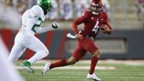 Washington State starting quarterback Jayden de Laura suspended after DUI arrest: report