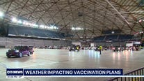 Vaccination events in several counties change plans ahead of winter weather in Puget Sound