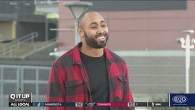 Seahawks KJ Wright joins Q It Up Sports for off-season trivia competition