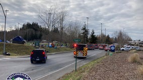 At least one person injured in explosion at Bellingham homeless camp