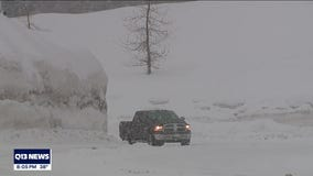 Over 375 inches of snow measured in Snoqualmie Pass this season
