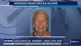 FOUND: 77-year-old woman from Orcas Island missing