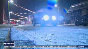 Snow and freezing winds rip through parts of Pierce County