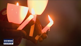 Community holds vigil for shooting victims after fatal shooting in Central District