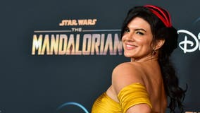 Lucasfilm fires Gina Carano from 'The Mandalorian' after social media post