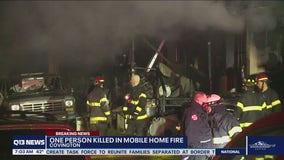 Fatal fire in Covington