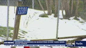 Murder charges over political sign in Mount Vernon