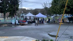 Seattle pays $10,000 to settle lawsuit over encampment sweep at Cal Anderson Park