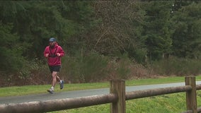 Snohomish County man ran for 24 hours to bring awareness to mental health, suicide prevention