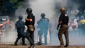 Oregon looks at ban on using tear gas against crowds