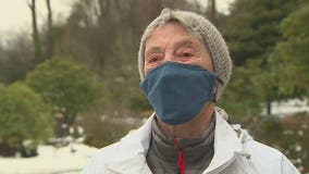 90-year-old Seattle woman walks 6 miles in the snow to get coronavirus vaccine