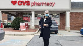 CVS begins offering COVID-19 vaccines in 11 states including California