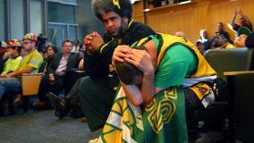 Tacoma community mourns death of 'Sonics guy' Kris Brannon