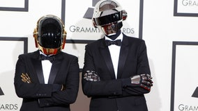 Music duo Daft Punk calls it quits after 28 years