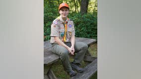 Local teen breaking barriers, becoming one of the first females to earn Eagle Scout rank in Boy Scouts