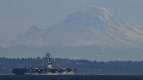 Bremerton-based USS Nimitz returns home after extended deployment