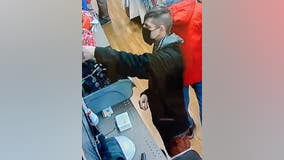 Help ID bold thief who stole expensive necklace from non-profit store that helps rescue animals in need