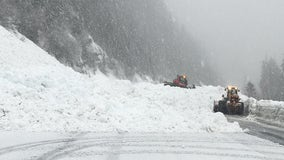 Three major mountain passes reopen across Cascades after overnight closures
