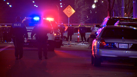 Investigators: At least 6 people hit by car when Tacoma officer drove through crowd