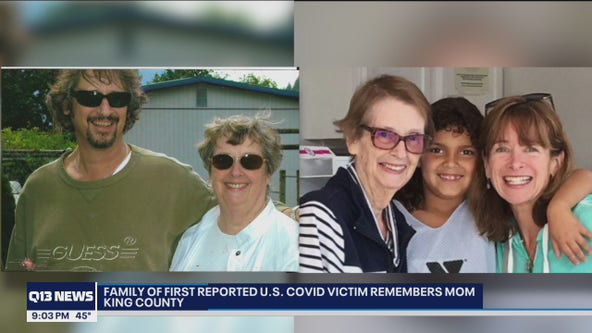 One year later: King County family remembers their mom, who was the first reported female COVID-19 death