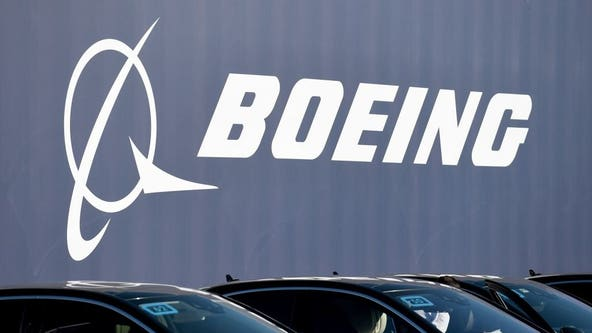 Washington state proposal targets pollution from Boeing's Everett plant