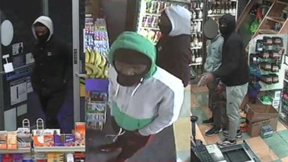 Listen to voice of serial armed robber, help ID him and his crew of armed crooks