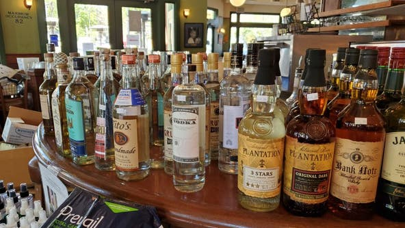 Gov. Inslee signs relief bill waiving liquor license fees