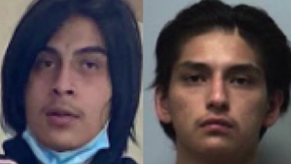 Sonny and Raymond Wells: One brother still on the run after armed robbery in Lacey