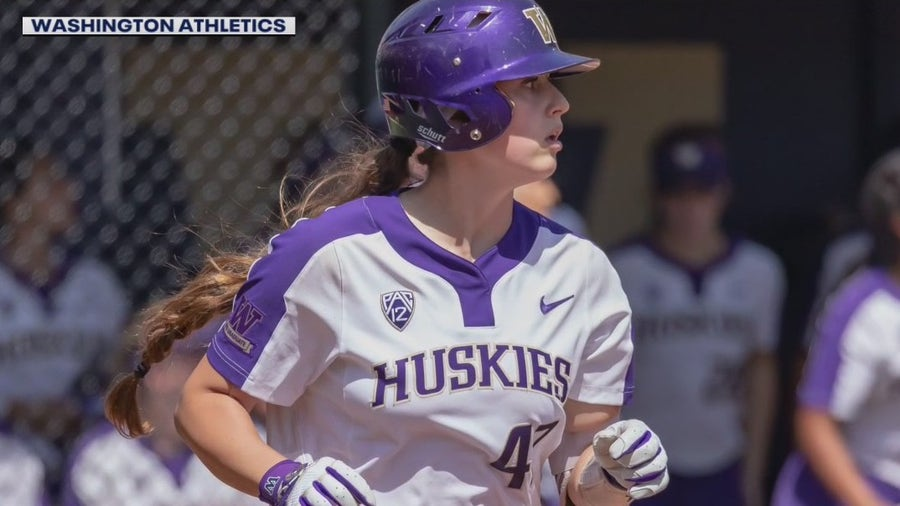 UW softball catcher Morganne Flores earns Seattle Sports Star of the Year nomination