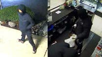 Minute of Mayhem: Watch armed marijuana robbers quickly terrorize clerks and customers; help ID suspects