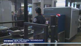 Sea-Tac introduces touch-free security measures to slow spread of coronavirus