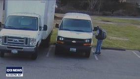 Neighbor helps Mountlake Terrace food bank find stolen van