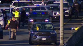 Man in custody after rush hour shooting on I-5 in Lakewood